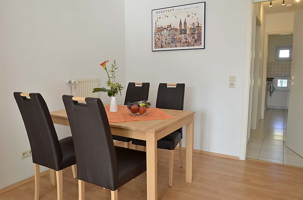 Apartment Hohenzollern living space